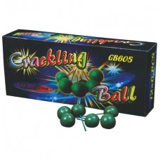 "ПЕТАРДА ФИТИЛЬНАЯ ""CRACKLING BALL"""
