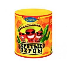 """БАТАРЕЯ САЛЮТОВ """"КРУТЫЕ ПЕРЦЫ"""""""